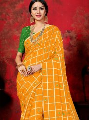 Mirror Trendy Saree
