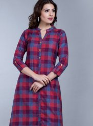 Multi Colour Casual Casual Kurti