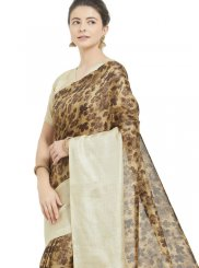 Multi Colour Casual Printed Saree