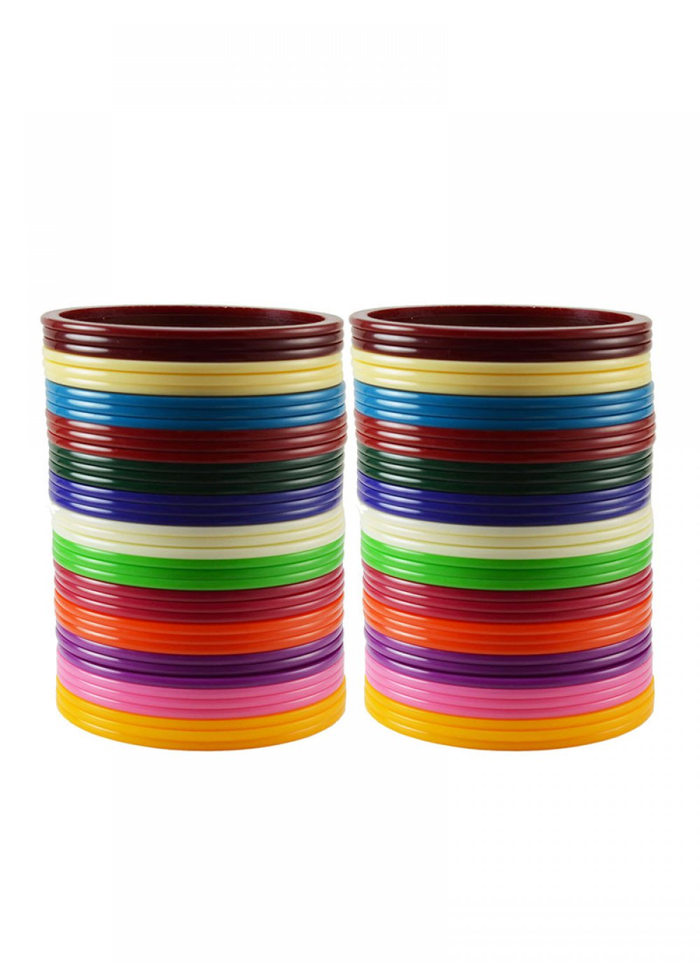 Multi Colour Ceremonial Bangles