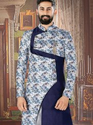 Multi Colour Ceremonial Sherwani