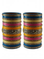 Multi Colour Color Bangles