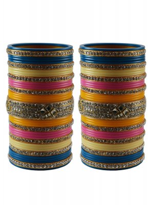 Multi Colour Color Bangles