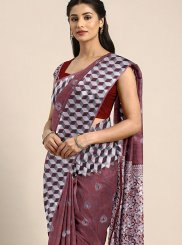 Multi Colour Color Traditional Saree