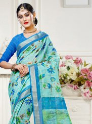 Multi Colour Cotton Silk Casual Traditional Saree