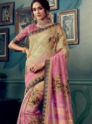Multi Colour Cotton Silk Designer Traditional Saree