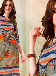 Multi Colour Designer Kurti