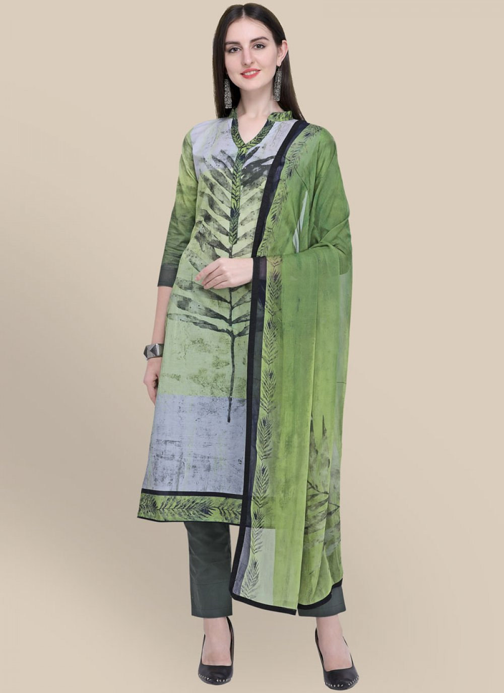 Multi Colour Festival Designer Suit