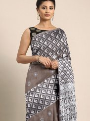 Multi Colour Weaving Ceremonial Traditional Designer Saree
