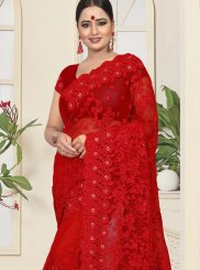 Net Party Classic Designer Saree
