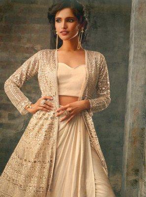 Net Sangeet Designer Suit