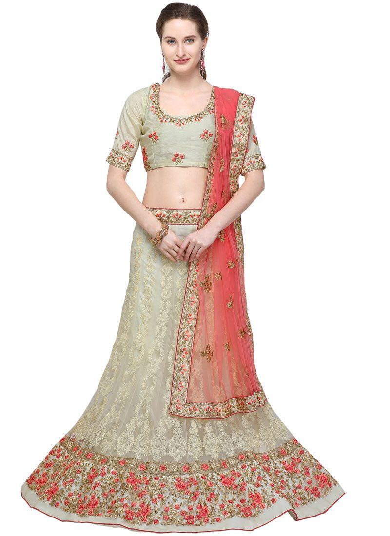 a818d3df05 Buy Net Stone Work Grey Designer Lehenga Choli : 109960 -