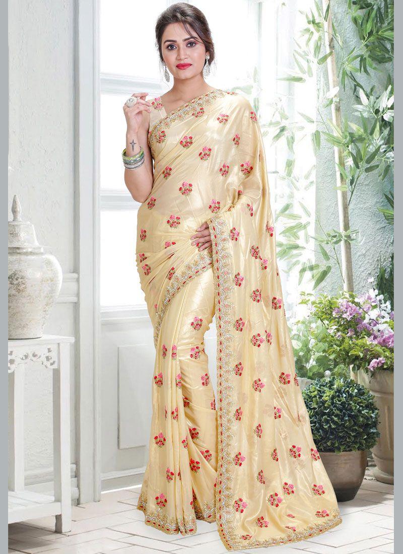 Organza Wedding Classic Designer Saree