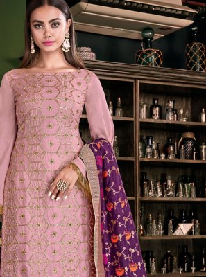 Palazzo Salwar Kameez For Party