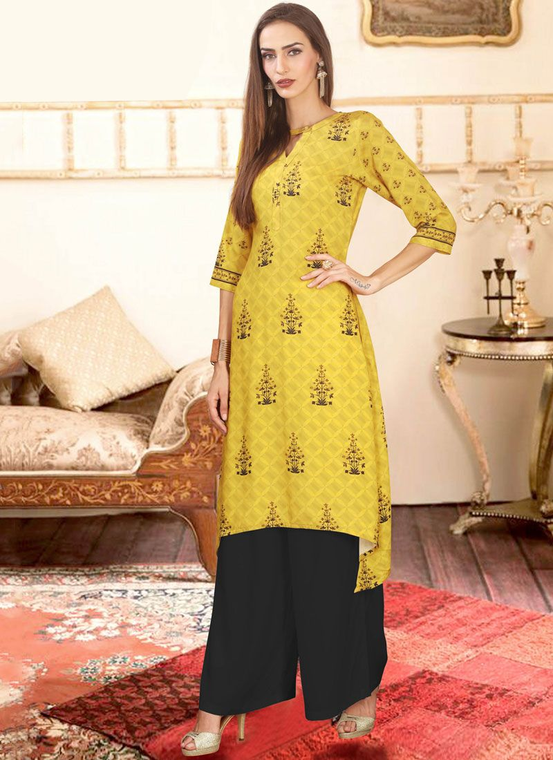 Palazzo Salwar Suit For Party