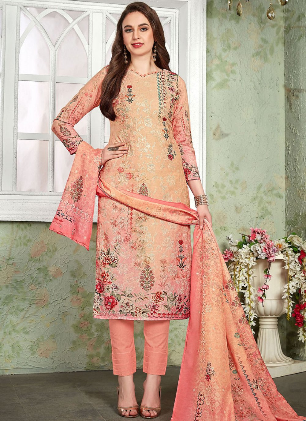 Pant Style Suit For Ceremonial