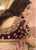 Patch Border Traditional Saree