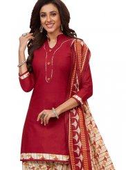 Patiala Salwar Suit For Casual