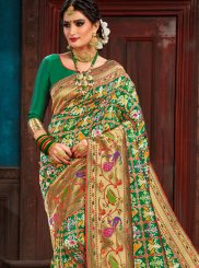Patola Silk  Party Traditional Saree