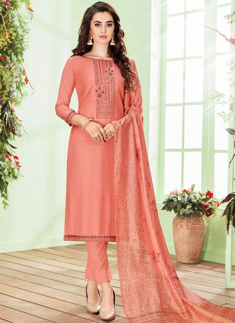 Pink Pant Style Suit