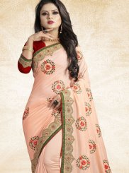 Pink Wedding Traditional Designer Saree