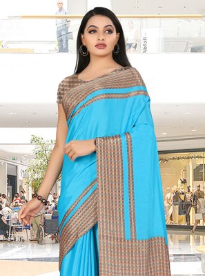 Print Casual Trendy Saree
