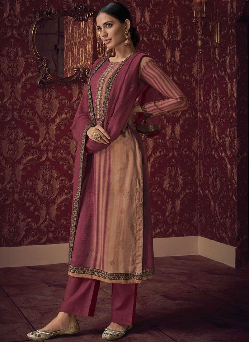 Print Festival Designer Pakistani Suit
