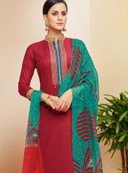 Print Festival Pakistani Suit
