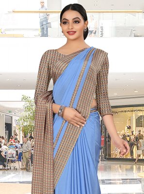 Print Trendy Saree