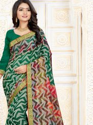 Printed Art Silk Printed Saree