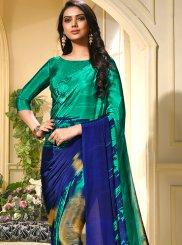 Printed Casual Trendy Saree