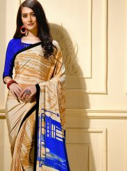 Printed Casual Trendy Saree