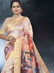 Printed Classic Designer Saree