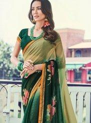 Printed Classic Saree