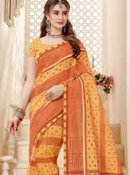 Printed Festival Casual Saree
