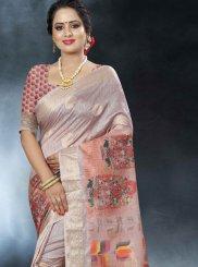 Printed Festival Classic Designer Saree