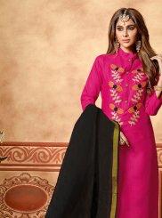 Rani Festival Churidar Suit