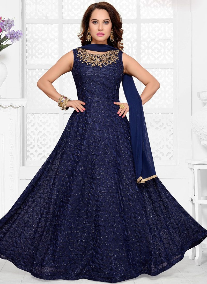 Readymade Anarkali Suit For Wedding