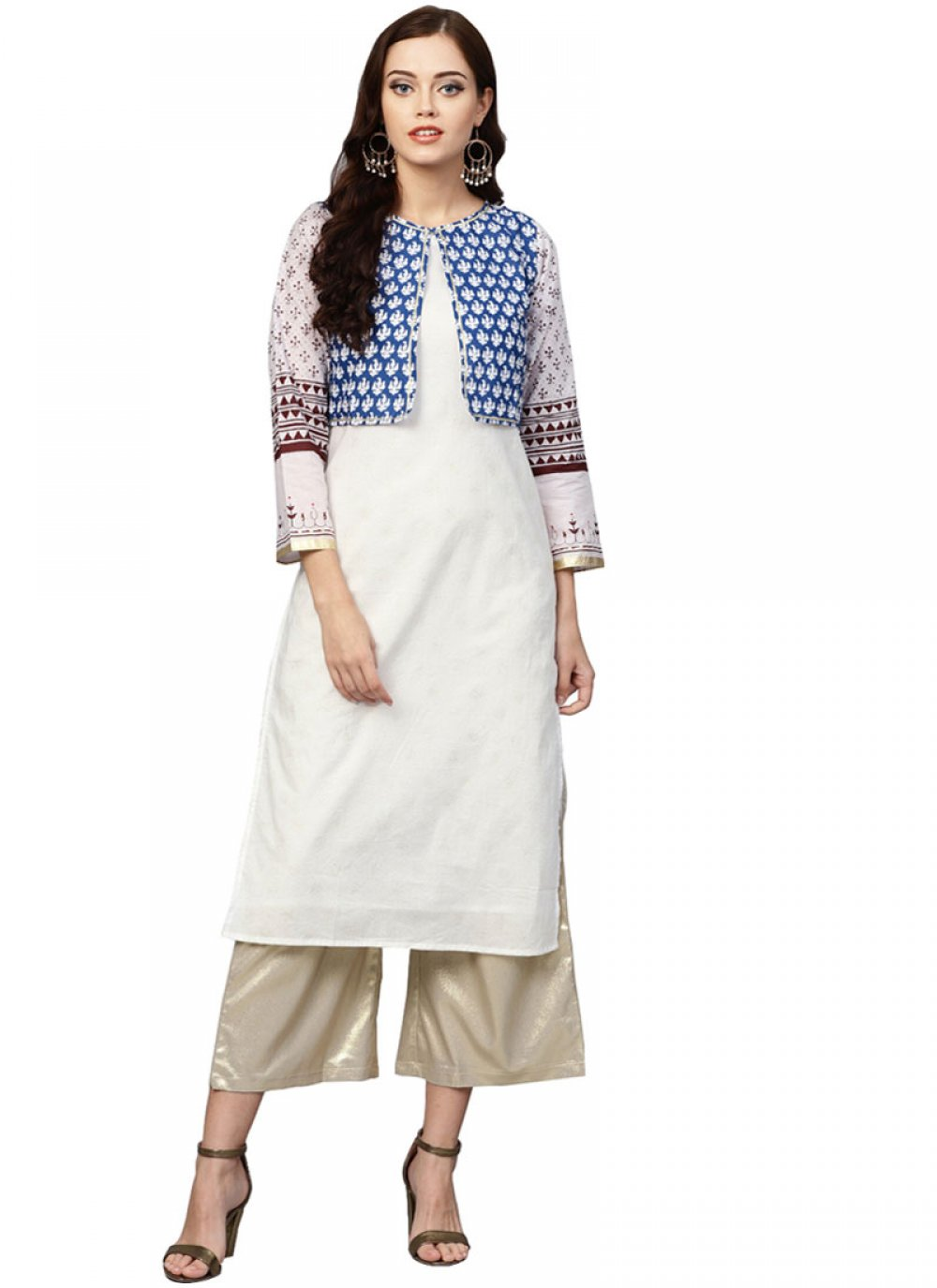 Readymade Designer Suit For Casual