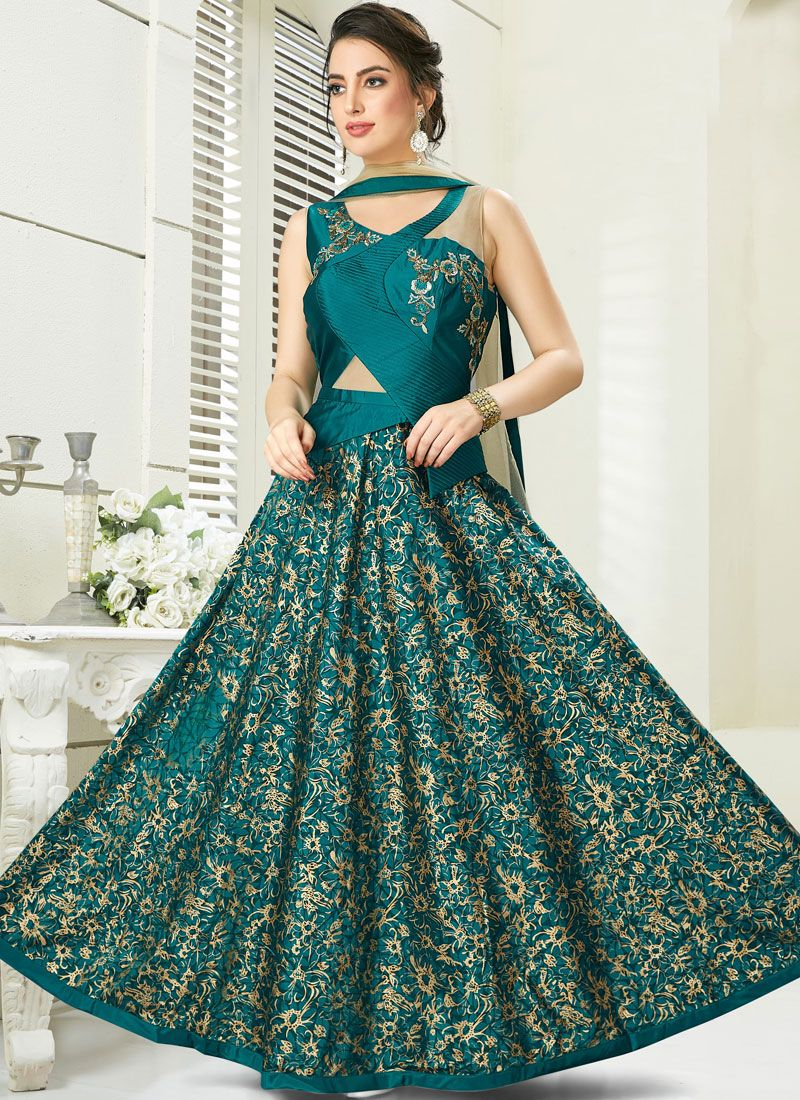 Readymade Gown For Wedding