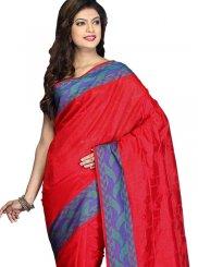Red Wedding Traditional Designer Saree