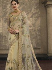 Resham Classic Designer Saree