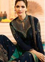 Resham Designer Pakistani Suit