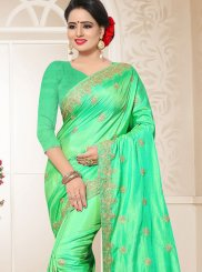 Resham Designer Traditional Saree