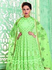 Resham Party Anarkali Salwar Suit