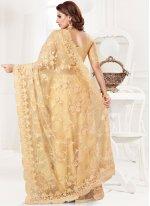 Resham Reception Designer Traditional Saree