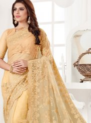 Resham Reception Designer Traditional Saree