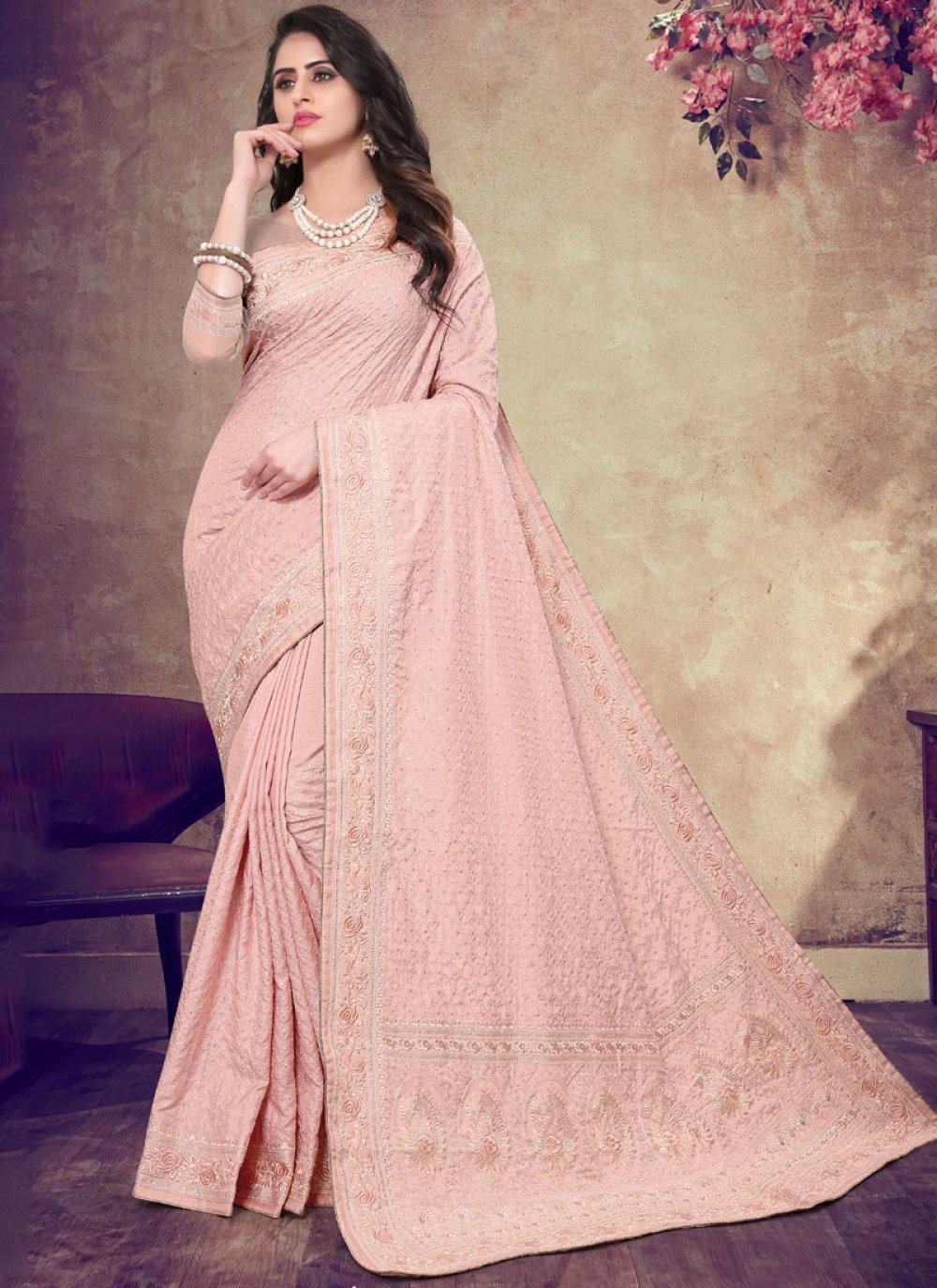Resham Wedding Classic Designer Saree