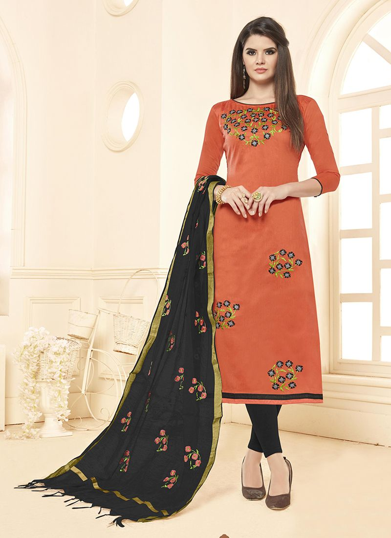 Salwar Suit For Casual