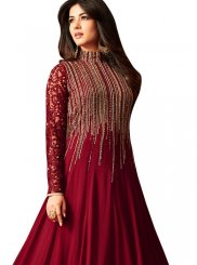 Sequins Festival Anarkali Suit